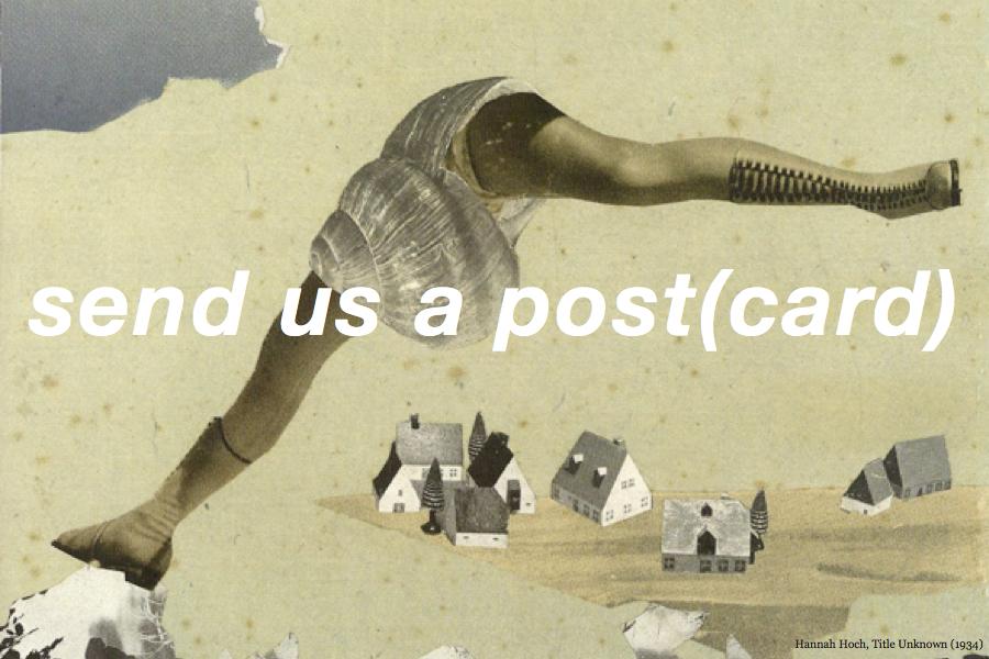 Mina Loy Postcard 7