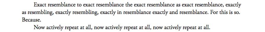 Gertrude Stein quotation