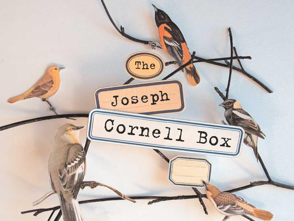 Joseph Cornell box homepage image